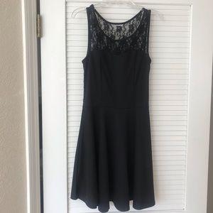 LACE Embellished Dress EUC!